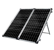 180w 12v Portable Solar Panel with Kyocera Japanese Cells
