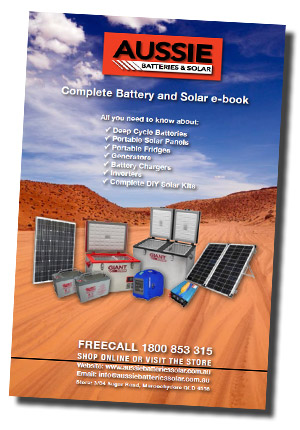 Complete Battery and Solar eBook
