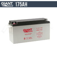 175AH 12V AGM Deep Cycle Battery
