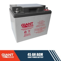 45AH 12V GelType Deep Cycle Battery