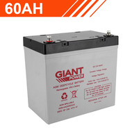 60AH 12V AGM Deep Cycle Battery