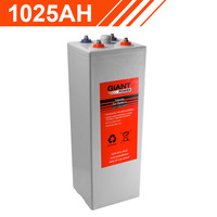 1025AH 2V Tubular Gel Battery