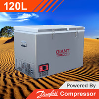 Giant Power 120L Portable Fridge/Freezer