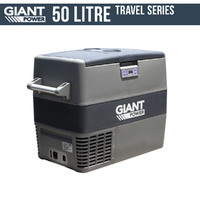 50L Portable Fridge/Freezer - Travel Series