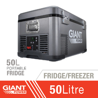 Giant Power 50L Portable Fridge/Freezer