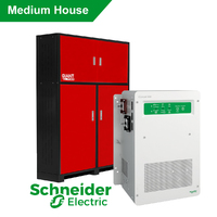 Off Grid Schneider System - Medium House