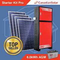 Off Grid Starter Kit Pro