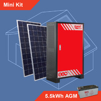 Mini Off Grid System