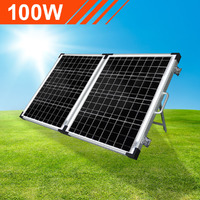 100w 12v Portable Solar Panel built in Australia
