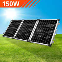 150w 12v Portable Solar Panel built in Australia