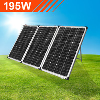 195w 12v Portable Solar Panel built in Australia