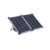80w Giant Power Portable Solar Panel with a Projecta Regulator