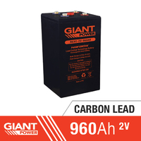 960AH 2V Carbon Lead Battery