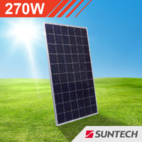 Suntech 270W Polycrystalline Solar Panel 35mm