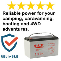 Best Battery Boxes and Portable Power Battery Power Packs 12V for Camping