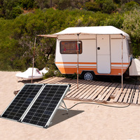 How to choose the best Caravan Solar Panels & Solar for Caravans, 4WDS and Recreational Vehicles
