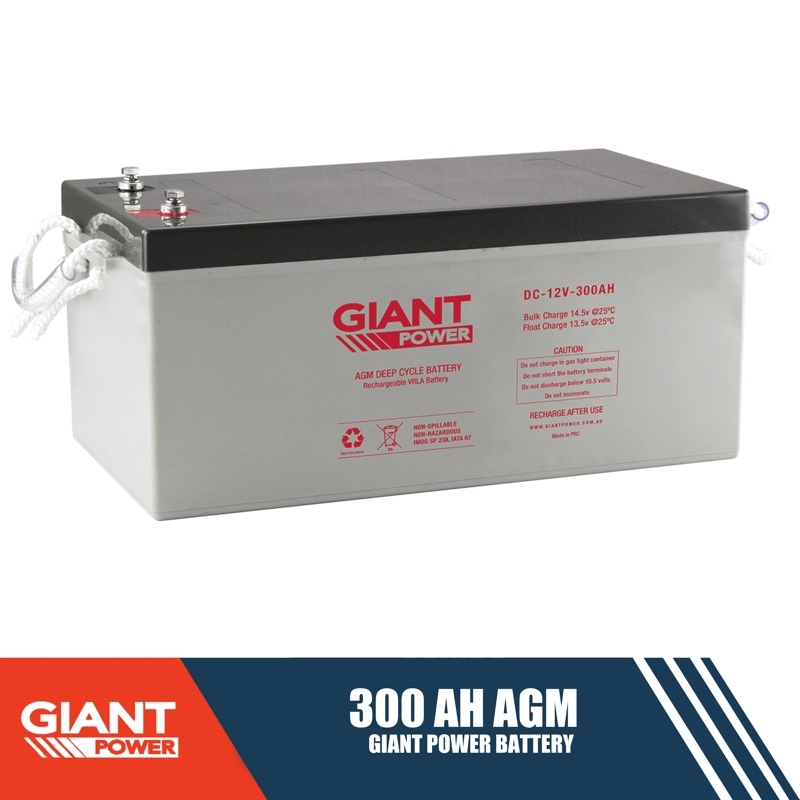 300ah 12v Agm Deep Cycle Battery 300ah 12v Agm Deep