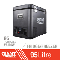 Giant Power 95L Portable Fridge/Freezer